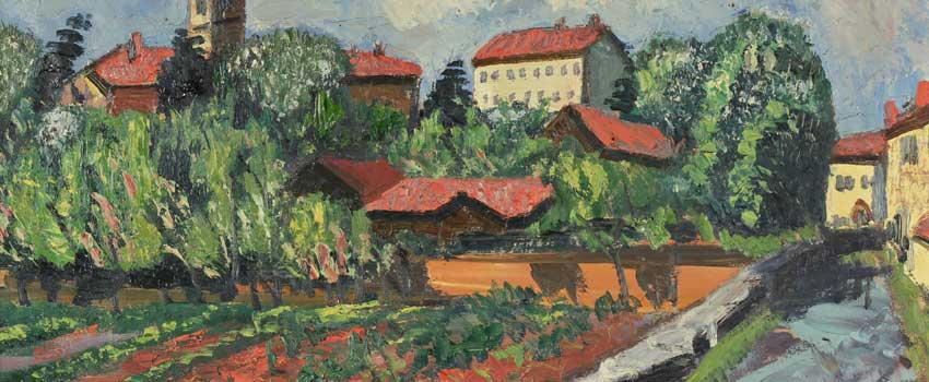 Le peintre et illustrateur Jean Couty