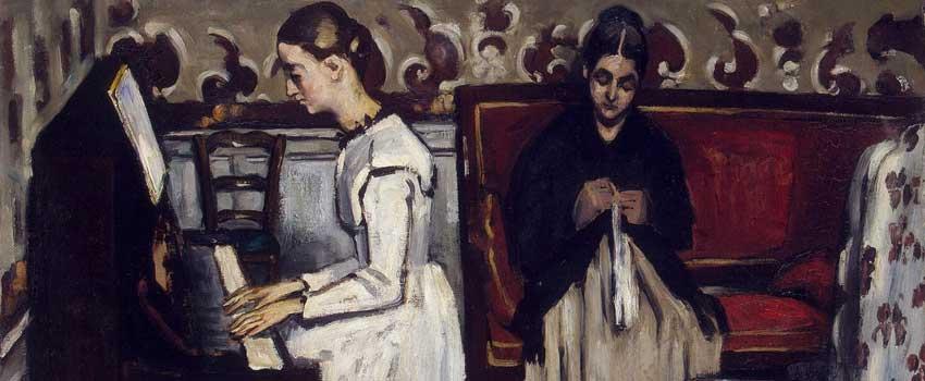 Le célèbre peintre Lachieze-Rey