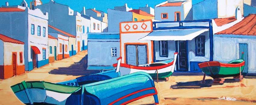 Peintre Michel Jouenne